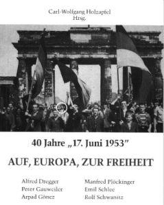 Aufstand in Europa
