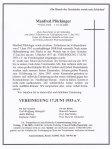 Anzeige zur Beisetzung in  Berlin am 17. Juni 2005