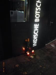 Trauer - auch in BerlinFoto: LyrAg