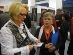 Jutta Fleck und Tatjana Sterneberg: Grüsse aus Berlin