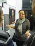 Bericht vor Ort: Birgit Schlicke aus Wiesbaden berichtet über Hoheneck
