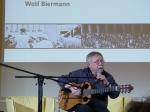 Wolf Biermann gibt mit seinen Liedern Einblicke in deutsche Befindlichkeiten