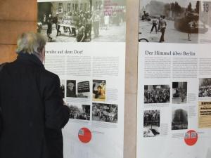 Die erste Station auf dem Weg in die Welt: Die Ausstellung im BFM