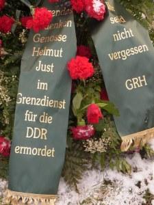 """Die GRH der Ex-Stasis läßt ihre """"Helden"""" nicht in Stich"""