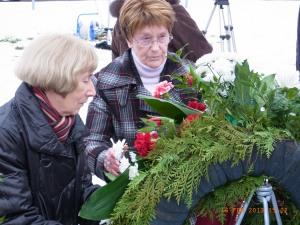 Margot Jann und Anita Gossler - Foto. LyrAg