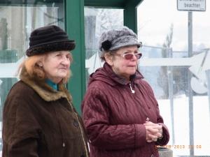 Auch hier auf der anderen Seite: Beobachter aus der Vergangenheit von  Hoheneck -                    Foto: LyrAg