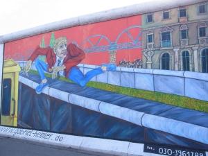 Mauern überspringen - kein leichtes Unterfangen Foto: LyrAg