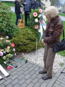 Nachdenklich. Die Nachfolgerin Maria Steins und einstige SMT-Verurteilte Margot Jann enthielt sich der Stimme - Foto: LyrAg