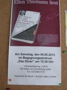 Wegen der Stollberger Buchpremiere waren fast die Hälfte der angereisten Mitglieder an der MV-Teilnahme gehindert - Foto: LyrAg
