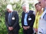 Verneigung vor den Toten: Joachim Fritsch, Holzapfel, Alexandra Thein