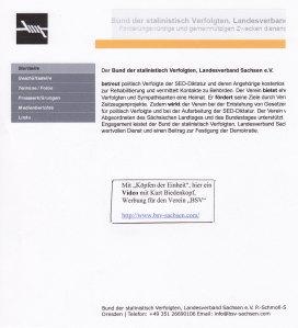 Sicherung der Kompetenz? Dubioser Lässig-Verein in Sachsen.
