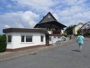 """Die Wiege des Vereins - Ehem. Gaststätte """"Hoheneck"""" von Maria Stein in Lützelbach - Foto: LyrAg"""