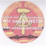 Ob auch die Justizministerin diese Forderung von DDR-Nostalgikern unterschreiben hat? Jedenfalls unterstützte sie jüngst deren Fordferung