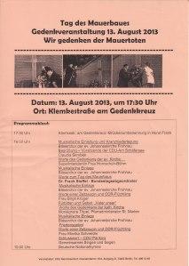 Einladung der CDU Reinickendorf