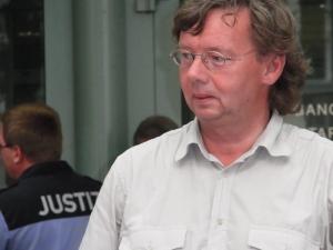 Dirk Lahrmann erstritt Urteil für die Demokratie.                Foto: LyrAg