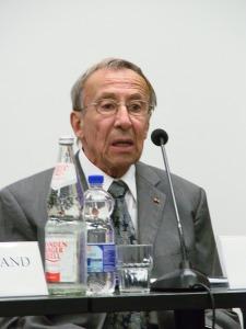 Prof.em.Dr. Werner Gumpel - Foto: LyrAg