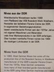 Sogar NIVEA kam aus der DDR-Produktion