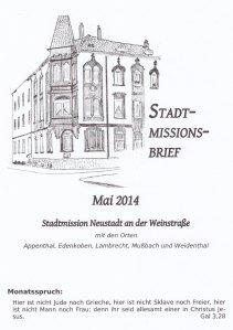 Neues von der Weinstraße: Ein Prediger in Hohenschönahusen...