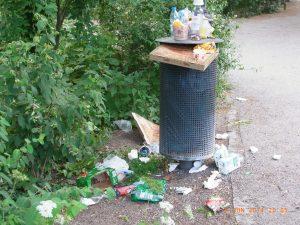 Ob es in den Wohnungen der Natur-Entsorger auch so aussieht? - Foto: LyrAg