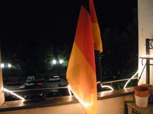 Sirenengeheul und Beleuchtung für die Sieger - Foto: LyrAg