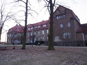 Der einstige Jugendwerkhof Werftpfuhl 2013