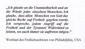 Jahrzehntelang ging diese Botschaft von Berlin aus über den Äther in die Welt