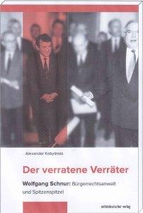Spannend und widerwärtig: Die neue Biografie über Wolfgang Schnur