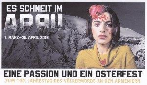 Erinnerung an den Völkermord: Gorki-Theater in Berlin