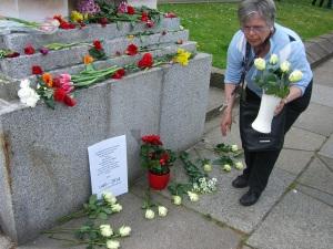 Erinnerung an den Widerstand: