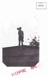 Vom Güterbhf. (West) sendete der 20jährige C.W.Holzapfel 1964 auch in die Oderberger Straße: Hier spricht Studio Freies Deutschland - Sender am Stacheldraht - Archiv: cwh