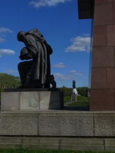 Sowjetisches Ehrenmal in Berlin-Treptow - Foto: LyrAg