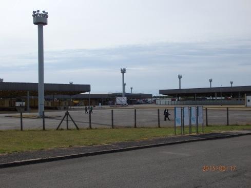 Erinnerung an eine finstere Zeit: Der einst weltberühmte Grenzübergang Marienborn, hier 2015 - Foto: LyrAg