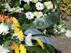 Ein Gruß an die verstorbenen Kameradinnen - Foto: LyrAg