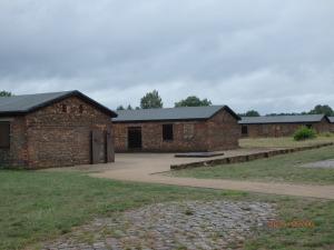 In Sachsenhausen setzten die Sowjets das düstere NS-KZ-Kapitel nach 1945 fort - Foto: LyrAg