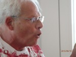Diskurs im Rechtsausschuss: Lutz Adler contra