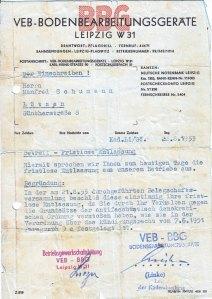 Verstoß ggeen Grundsätze der antifaschistisch demokratischen Ordnung - Foto: Archiv