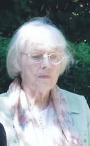 Renate Weiß Teiln. am Volksaufstand 23.04.1928 - 08.10.2016 Foto: LyrAg
