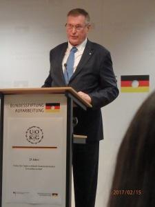 Unverbindlichkeiten: Bundestagsvizepräsident Johannes Singhammer -Foto: LyrAg